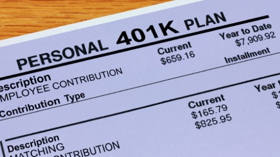 The 401k Pension Plan