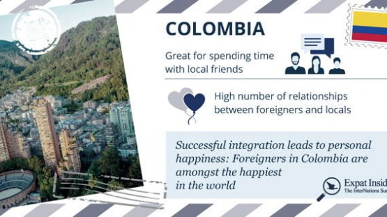 Colombia: A Welcome with Open Arms