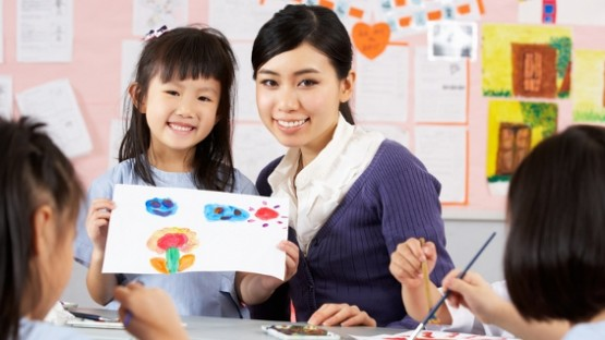 Childcare in Hong Kong