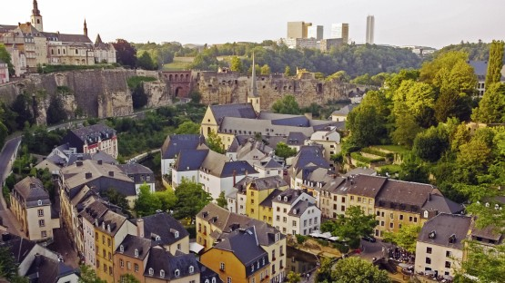 Working in Luxembourg