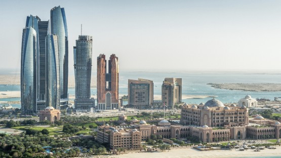 Seven Must-See Things in Abu Dhabi