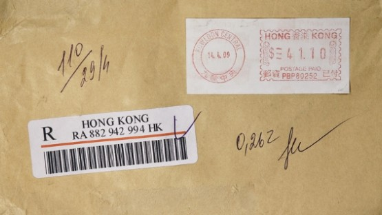 Hong Kong Postal Services