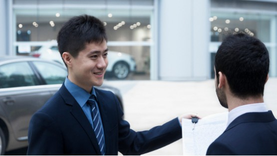 Purchasing Cars in China