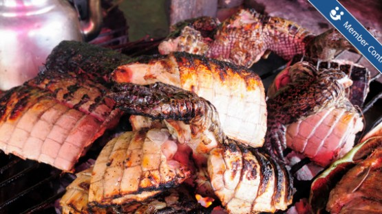 Four Freaky Cameroonian Foods