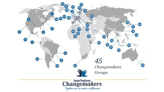 World's  Largest  Expat  Network  Expands  Global Volunteering Program to 35 Countries in 2016