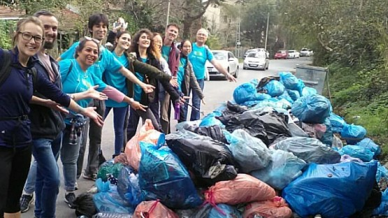 Cleaning Up the Environment with the InterNations Changemakers