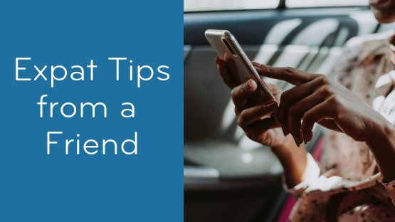 Expat Tips: Stay in Touch