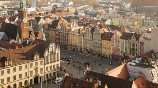 Find Your Favorite Place in Wroclaw