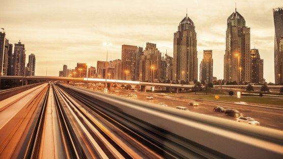 The Many Ways of Traveling by Public Transportation in the UAE