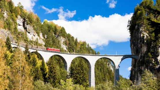 Switzerland's Extensive and Expensive Public Transportation System