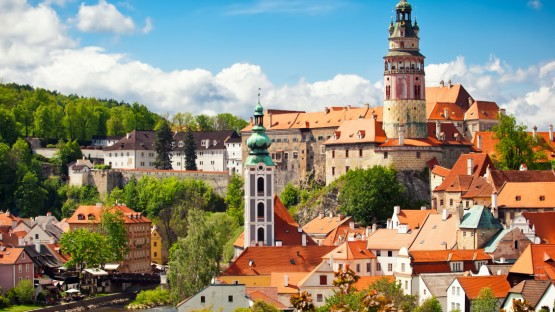 Moving to the Czech Republic