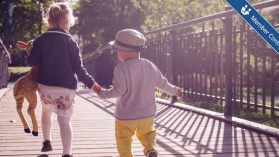 Six Tips to Help Your Children Make Friends in Their New Home
