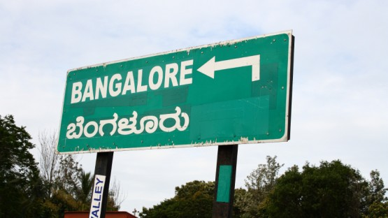 Moving to Bangalore