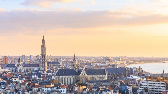 Moving to Antwerp