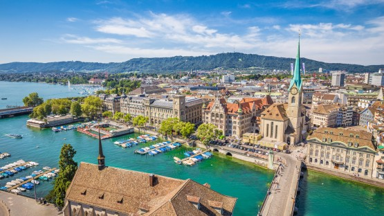 Moving to Zurich
