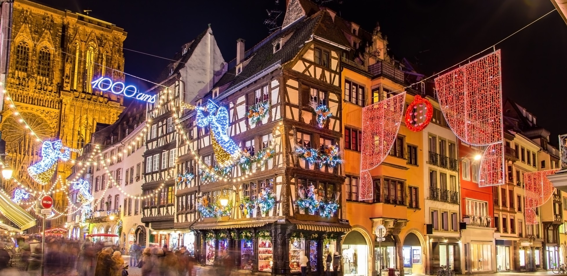 Strasbourg Christmas Market.The Top Ten Christmas Markets Around The World Internations