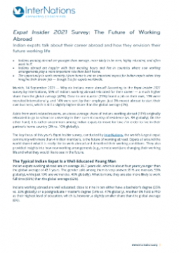 Press Release: Indian Expats