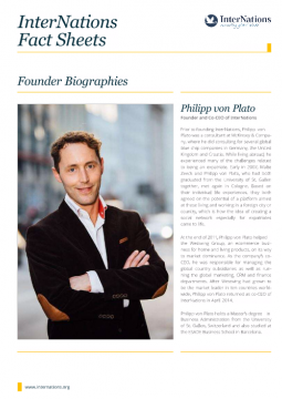 Philipp von Plato Biography in Italian