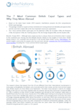The 7 Most Common British Expat Types and  Why They Move Abroad