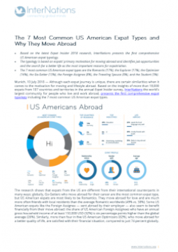 The 7 Most Common US American Expat Types and  Why They Move Abroad