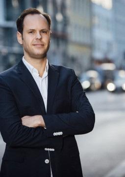 InterNations Founder & Co-CEO Malte Zeeck