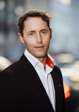 InterNations Founder & Co-CEO Philipp von Plato