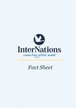 InterNations Fact Sheet in German