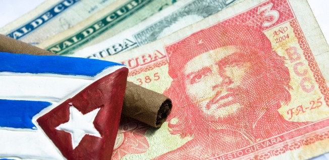 Cuba's economy is still recovering from the collapse of the Soviet Union.