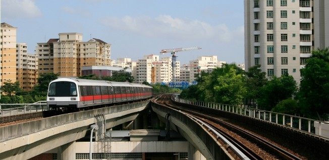 Using public transport in Singapore is easier and more convenient than taking the car.