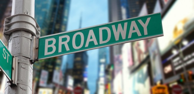New York's Broadway is the epitome of American theater.
