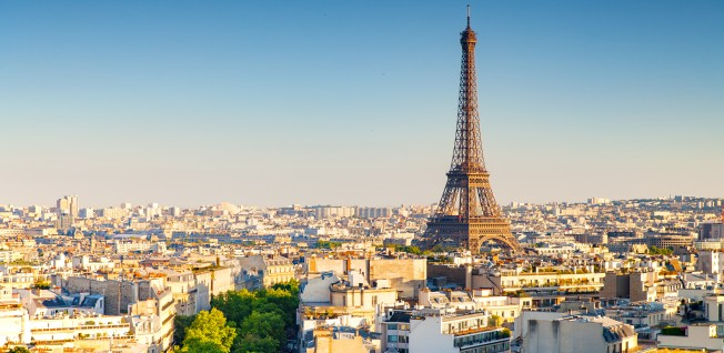 Many expats in Paris have found work with a global company or organization.