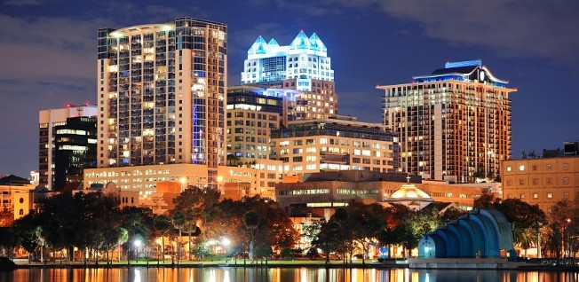 Orlando is the most visited city in the US.