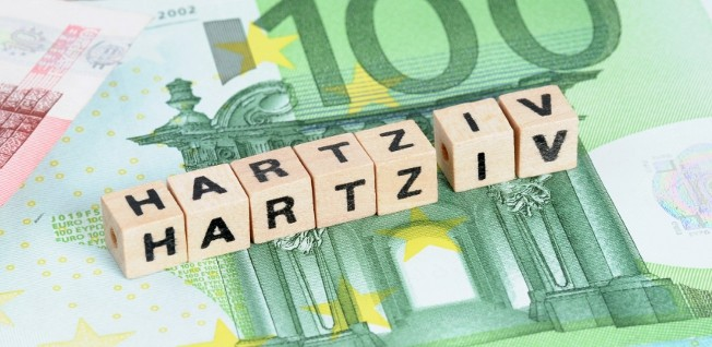 "The recent introduction of new welfare benefits, ""Hartz IV"", has provoked various debates about social security in Germany."