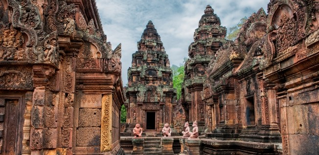 Religion and cultural heritage are taken very seriously in Cambodia. It is important for visitors to be respectful.