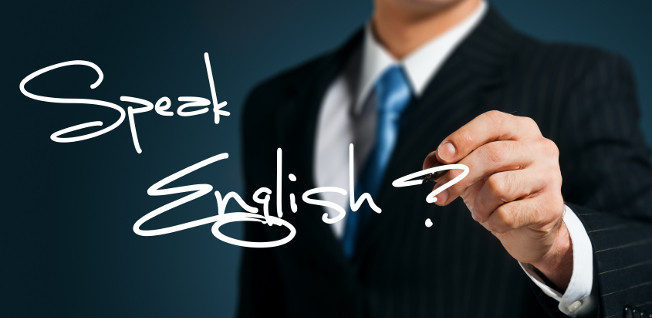 English is widely used, especially in international business activities.
