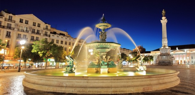 Life in Lisbon comes with the added perk of being surrounded by breathtaking architecture.