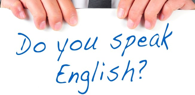 You have plenty of opportunities to perfect your English while living in the UK.
