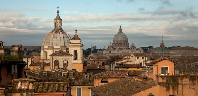 The centro storico (municipio I) is one of Rome's most charming districts.