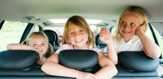 Moving with children can be stressful, so make sure you prepare in advance.