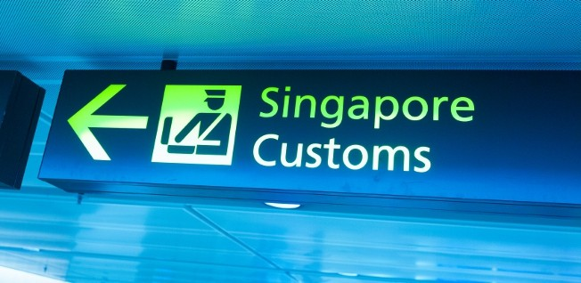 Make sure to be well informed what you can and cannot import to Singapore.