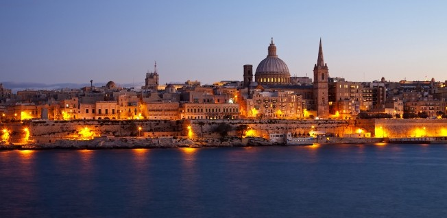 The grand Baroque architecture of Malta's capital goes back to the reign of the Knights of Saint John.