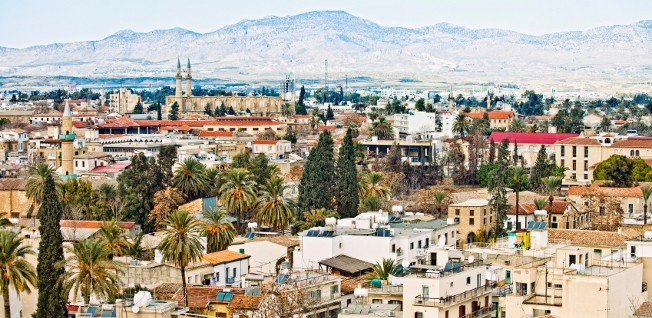 Nicosia is one of the main cities and the capital of the island.