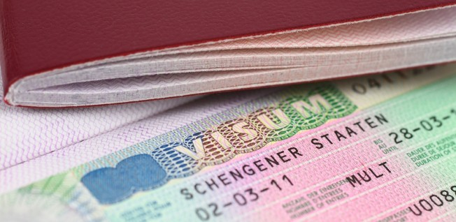 For brief stays in Switzerland, a so-called Schengen visa may suffice.