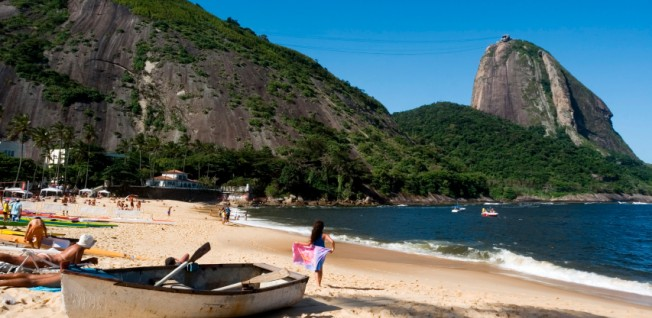 The flair of cities like Rio makes life in Brazil so attractive.
