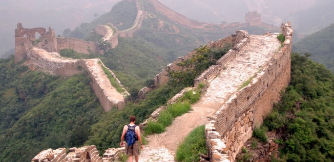 The Great Wall of China attracts 9 million tourists per year.