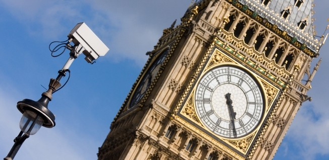 Expats might need some time to get used to the prevalence of CCTV surveillance.