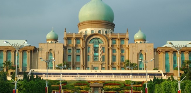 The seat of Malaysia's government is located in Putrajaya.