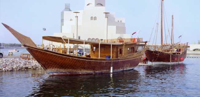 Qatar balances its national heritage with its globalized economy.
