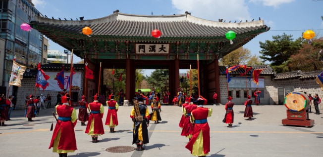 Although Seoul is a very modern city, ancient Korean traditions still prevail.