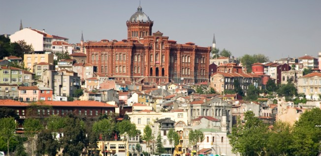 Fener Greek Boys High School is an important minority school in Istanbul.